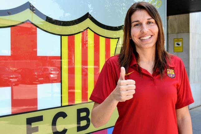Anna Boleda seguirá una temporada más vinculada al Barça CBS | Federación  Española de Baloncesto