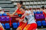 La Selección Femenina regresa nueve meses después con la primera 'burbuja' de su historia