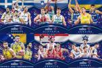 Once equipos clasificados para el EuroBasket 2022