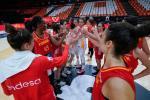 Eurobasket Femenino 2021: España, Francia, Serbia y Bélgica, cabezas de serie