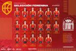 Preselección de 17 jugadoras para el Eurobasket Femenino 2021 de Valencia