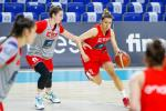 España completa su último entrenamiento antes de viajar a Tokio