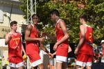 La U17M busca seguir creciendo en la Copa de Europa 3x3 de Lisboa