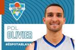 El base Pol Olivier se incorpora durante un mes al CB Prat mientras se recuperan los lesionados
